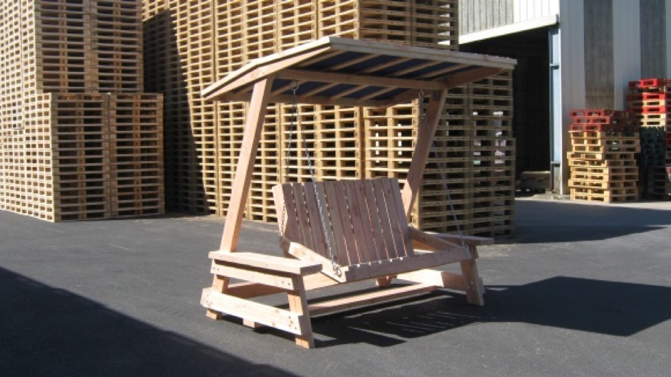 Mobilier Exterieur Palette. Affordable Bancs With Mobilier Exterieur ...